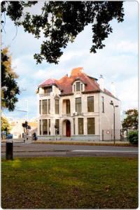 Kantoor Vlag-Bedrukken.nl villa Lindenhoek